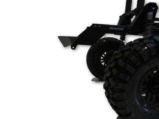 Traxxas TRX4 D90 Replica Full-Size  Rear Bumper - scalerfab-r-c-trail-armor-accessories scale rc crawler truck hobby