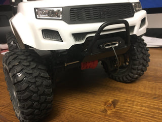 Traxxas TRX4 Sport Comp-Style Bull-Bar Front Bumper - scalerfab-r-c-trail-armor-accessories scale rc crawler truck hobby