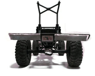 Vaterra Ascender Full-Size  Rear Bumper - scalerfab-r-c-trail-armor-accessories scale rc crawler truck hobby