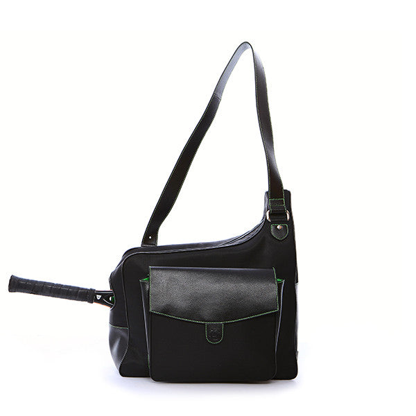 Midnight Cortiglia Sport Messenger Bag