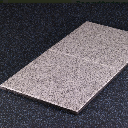 Multi Gym Floor Tile (1m x 0.5m 27mm)