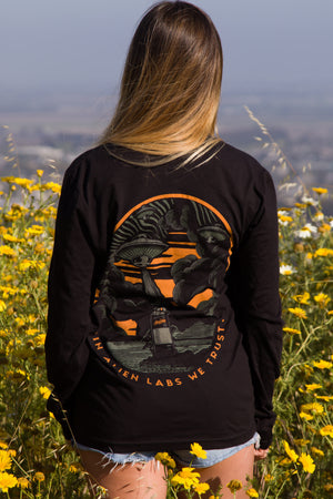 SafePort x Alien Labs Long Sleeve