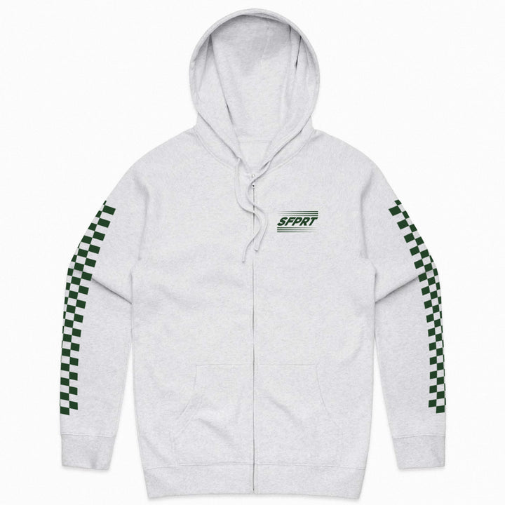 Flying High Zip Up