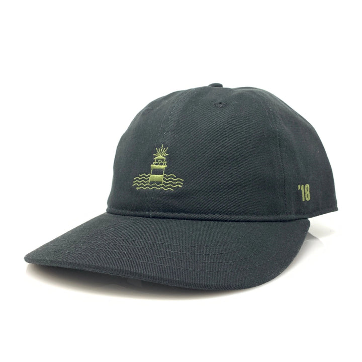 Lighthouse Baseball Hat (Blk)
