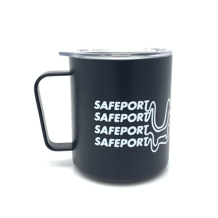 Safeport Rhythm 12oz Camp Mug