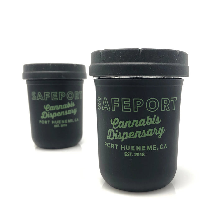 SafePort Stash Jar (Blk)