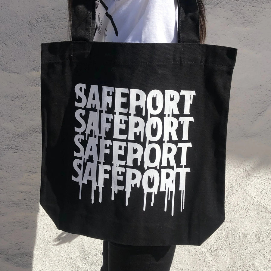 Safeport Drip Tote (BLK)