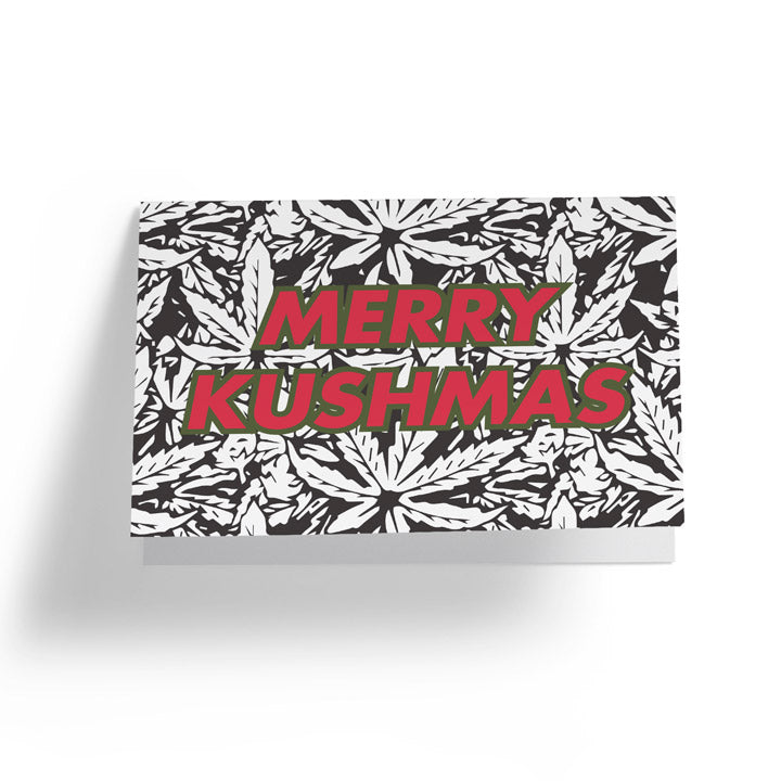 Merry Kushmas (Holiday Card)