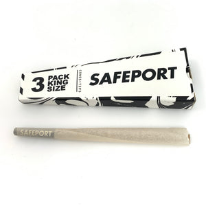 Safeport King Size Cones (3Pk)