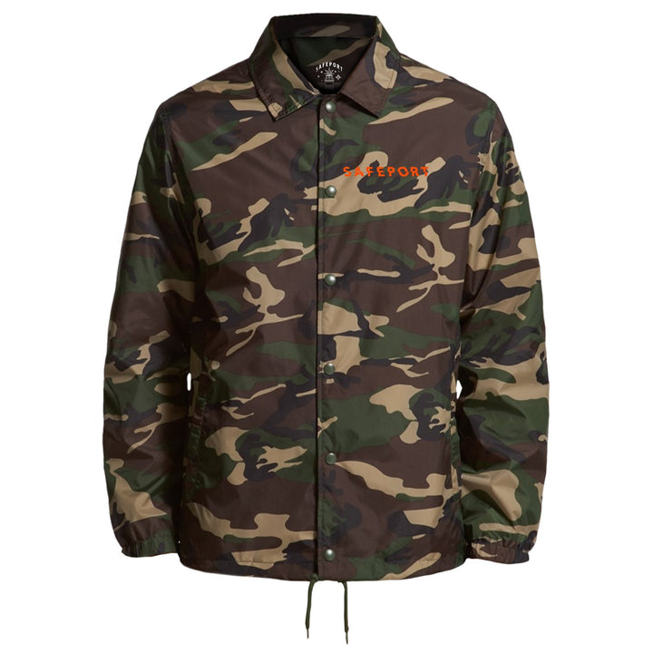 Hardly Seen Camo Jacket