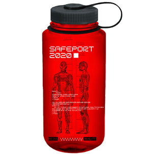 Unresponsive Nalgene Water Bottle (RED)