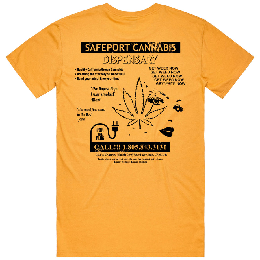 GET WEED NOW Tee