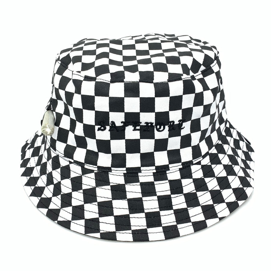 Check Me Out Reversible Bucket