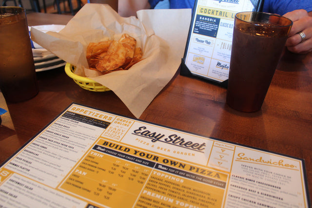 Restaurant Spotlight: Easy Livin at Easy Street