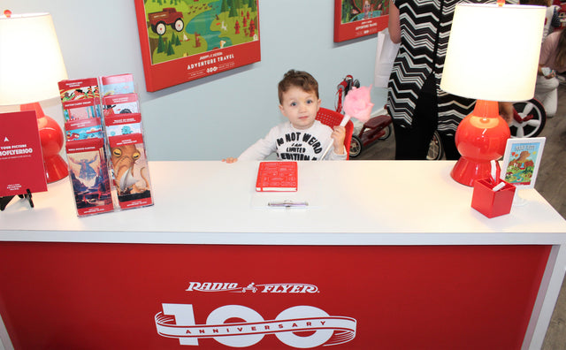 Radio Flyer: Celebrating 100 Years With A Trip Through Our Imagination