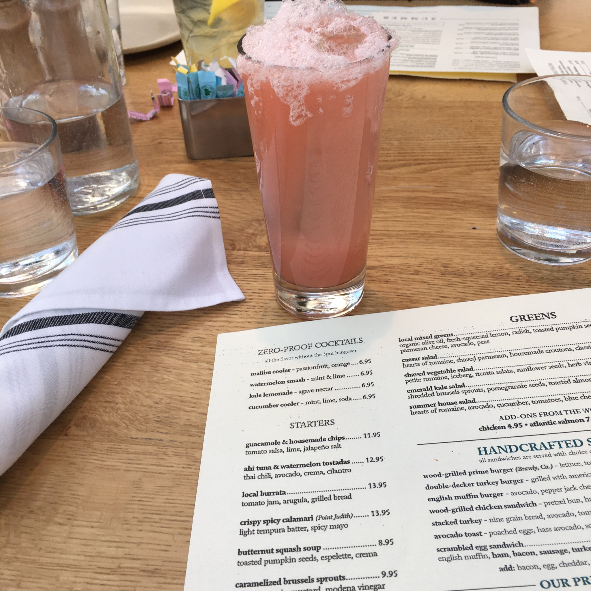 Restaurant Spotlight: Summer House Santa Monica