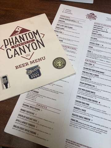 colorado springs brewery phantom canyon around town colorado eats kid style planning