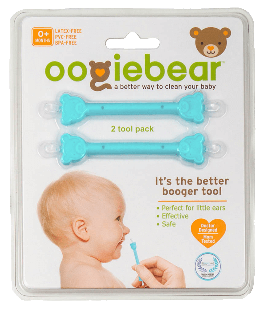 Oogiebear : The Better Booger Tool - Two Pack
