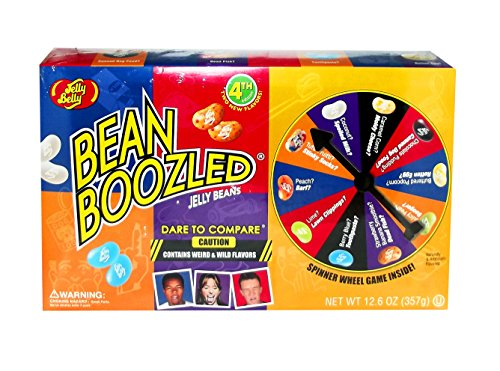 bean boozed dare to compare mystery jelly bean game jelly belly kids fun