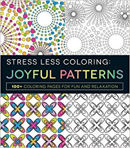 Stress Less Coloring - Joyful Patterns