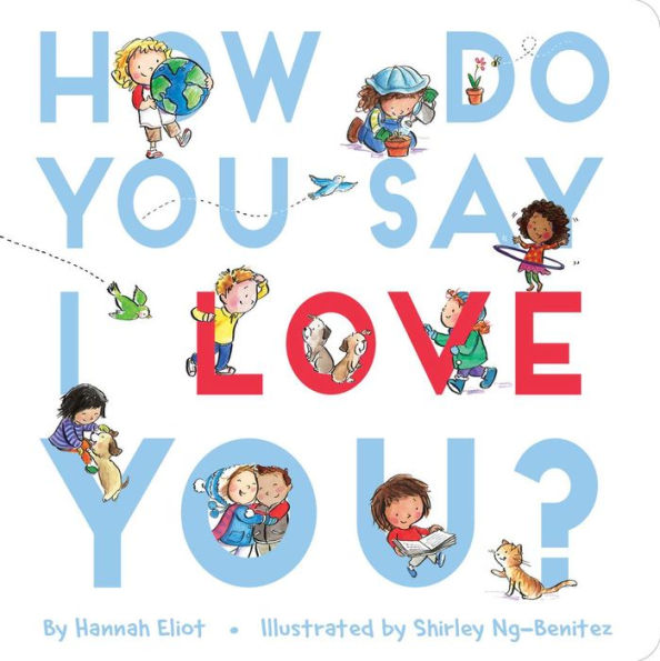 how do you say I love you board book kids bilingual language books toddler