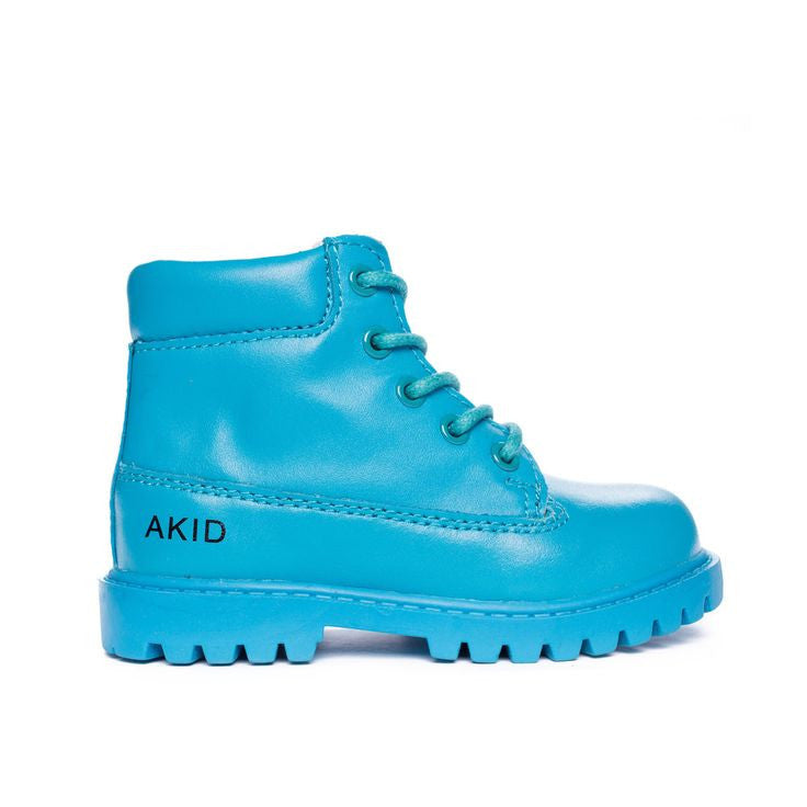 SALE AKID Atticus Neon Boot - Blue