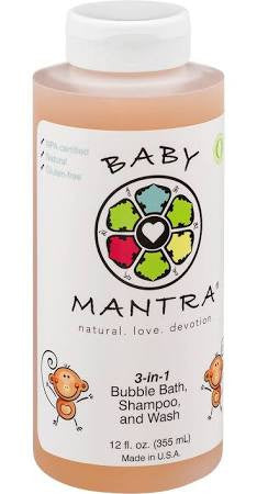 Baby Mantra 3 in 1 Wash
