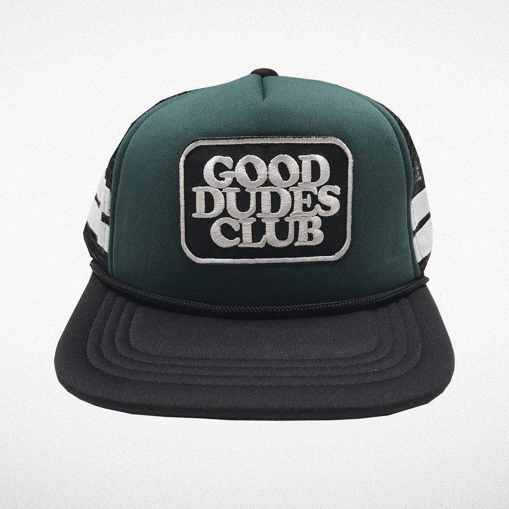 Tiny Whales F/W 18 Good Dudes Club Trucker Hat