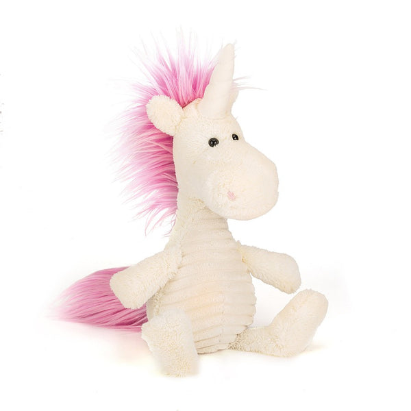 jellycat snagglebaggle ursula unicorn stuffed animal lovey lovie newborn baby birthday gift