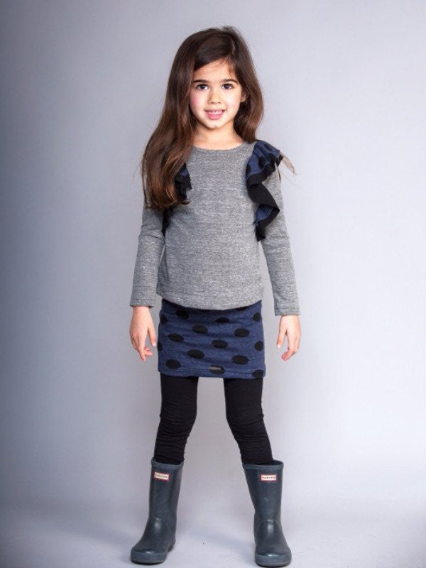 joah love ruffle top american made kids