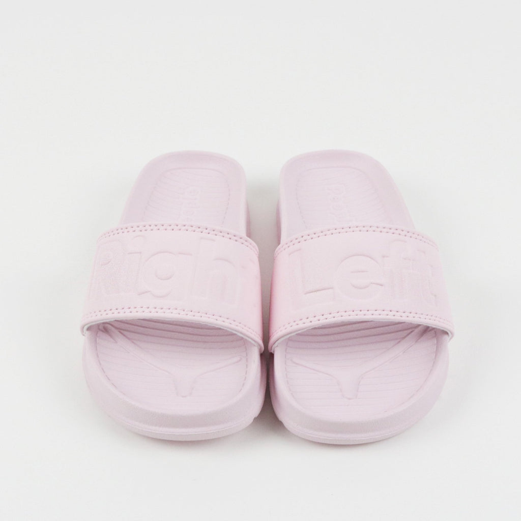 People Footwear Lennon Right Left Slide Sandal Cutie Pink