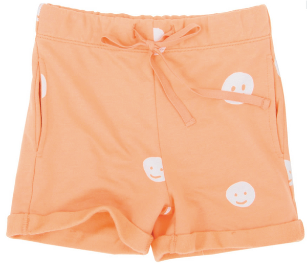 koolabah hipster organic cotton shorts unisex kids chicago city kid