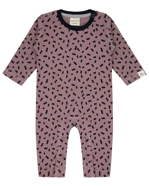 turtledove London organic sprinkles playsuit romper jumper jumpsuit kids infant toddler hipster