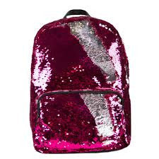 StyleLab Sequin Unicorn Backpack - Bag Color Changing !