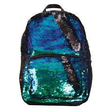 style lab mermaid sequin backpack bag color changing