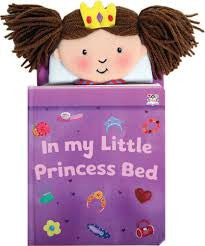 In My Little Princess Bed Book