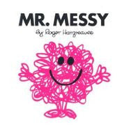 Mr. Men:  Mr. Messy