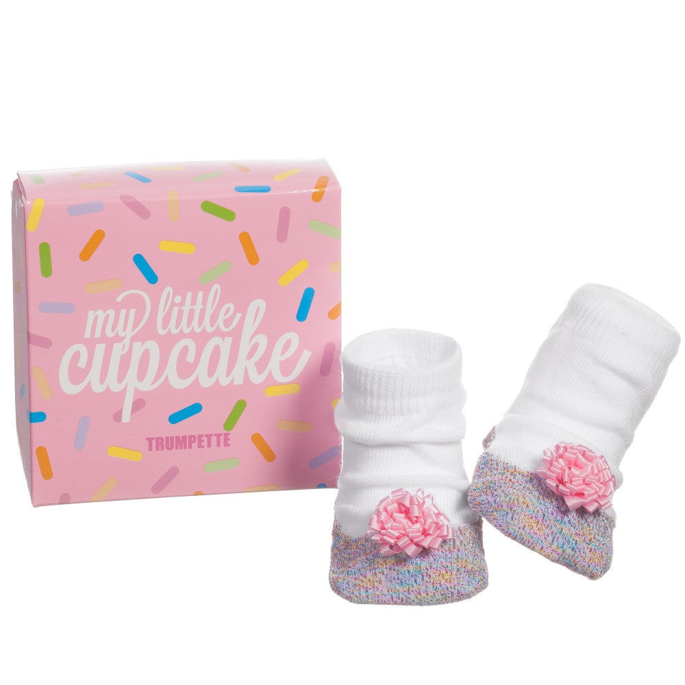 Trumpette My Little Cupcake Boxed Socks