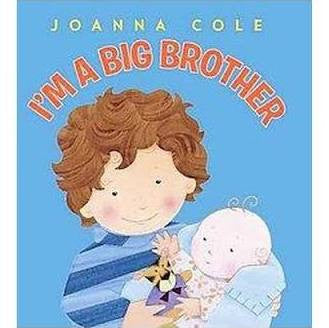 I'm A Big Brother Book
