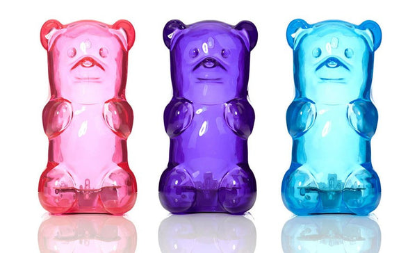 Gummy Goods - Gummy Bear Squeezable Nightlight