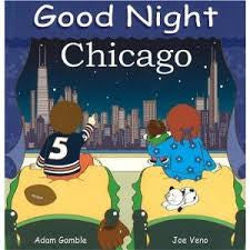 good night chicago a childrens baby board book kids kid