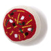 Estella NYC Organic Pizza Rattle