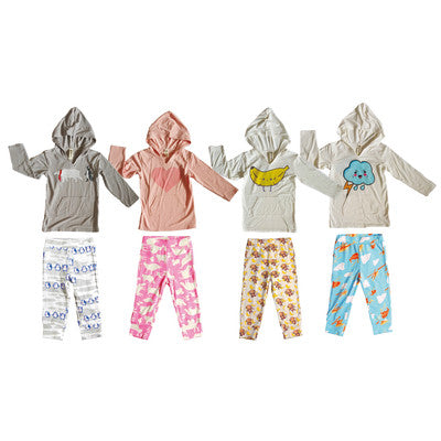 Earth Baby Outfitters Bamboo Two Piece Set- Multiple Colors Available