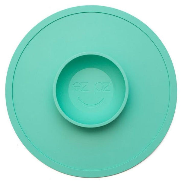EZPZ Bowl Snack Mat Mint