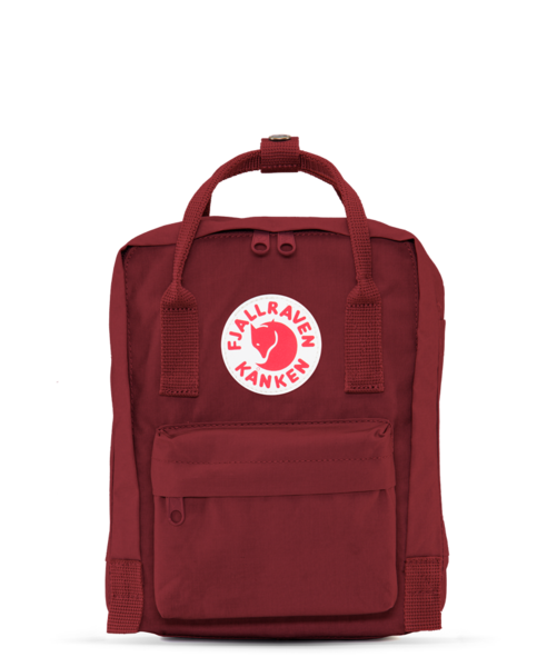 Fjallraven Kanken Mini Red