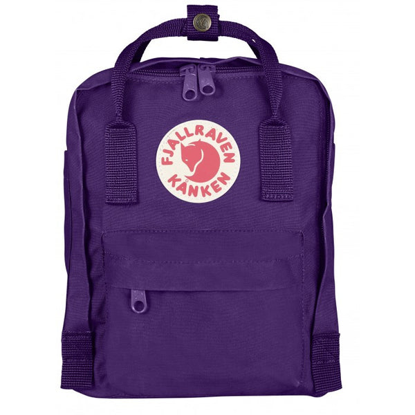 Fjallraven Kanken Mini Purple