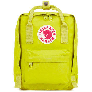 Fjallraven Kanken Mini Birch Green