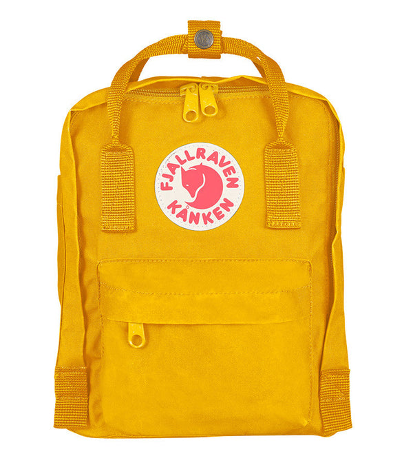 Fjallraven Kanken Mini Yellow