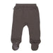 Finn + Emma Organic Footed Pants Grey