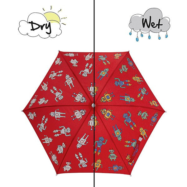 Holly + Beau Color Changing Umbrella Robots